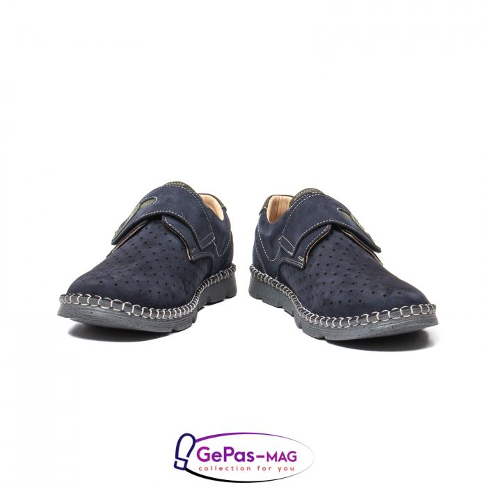 Pantofi casual vara pentru barbati, piele naturala, OT2828 42-2 4