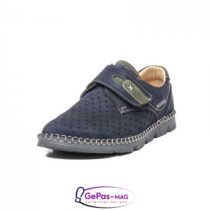 Pantofi casual vara pentru barbati, piele naturala, OT2828 42-2 0