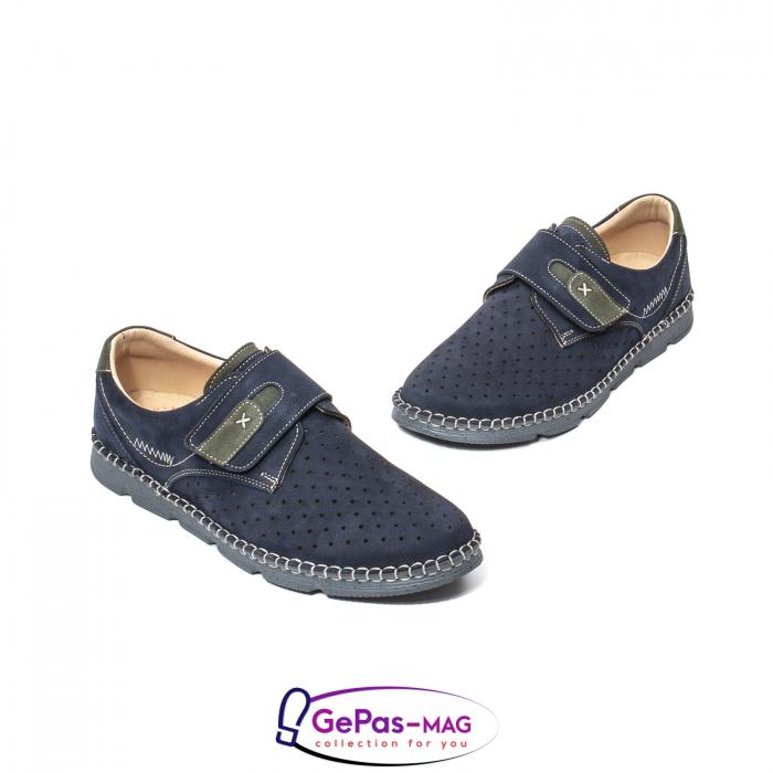 Pantofi casual vara pentru barbati, piele naturala, OT2828 42-2 1