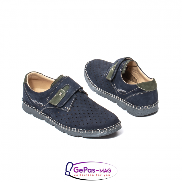 Pantofi casual vara pentru barbati, piele naturala, OT2828 42-2 2