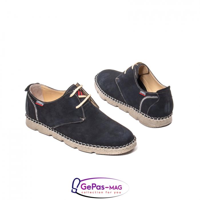Pantofi casual vara pentru barbati, piele naturala, OT2829 42-2 2