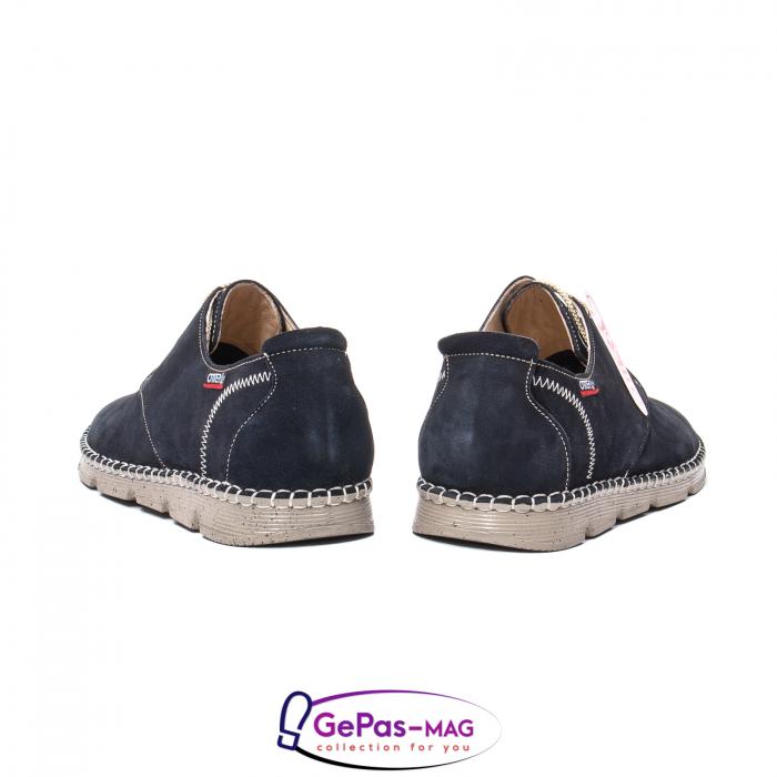 Pantofi casual vara pentru barbati, piele naturala, OT2829 42-2 6