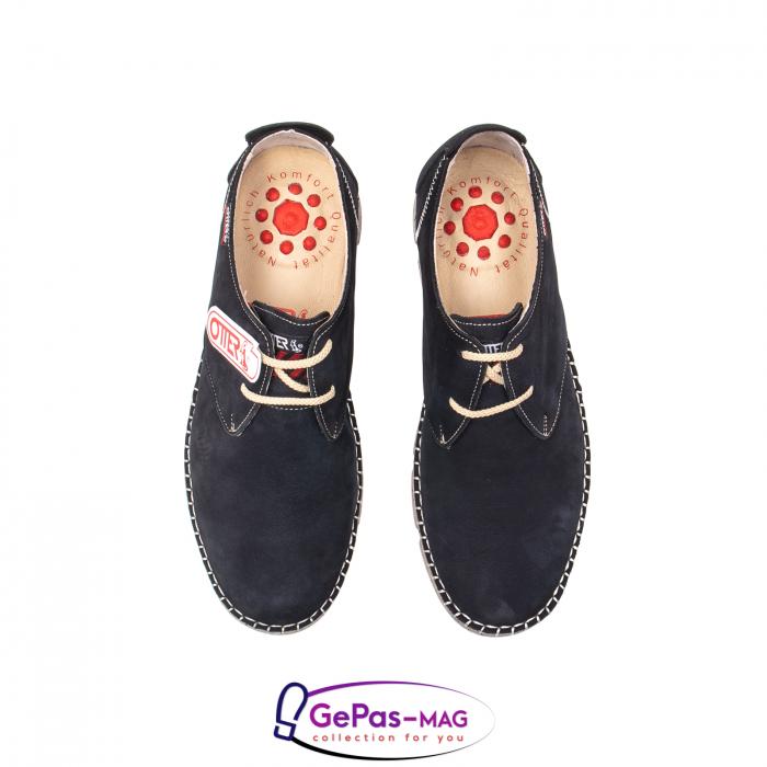 Pantofi casual vara pentru barbati, piele naturala, OT2829 42-2 5