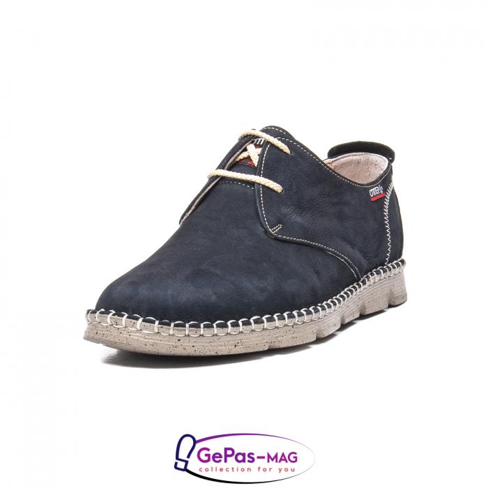 Pantofi casual vara pentru barbati, piele naturala, OT2829 42-2 0