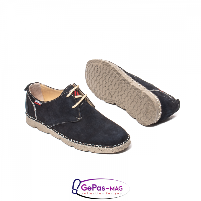 Pantofi casual vara pentru barbati, piele naturala, OT2829 42-2 3