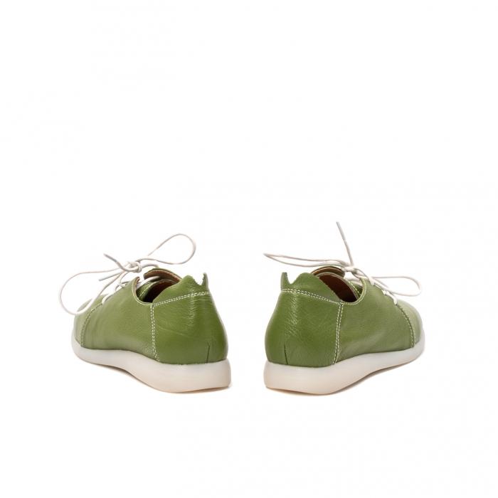 Pantofi dama vara casual, piele naturala, E7T9698 C5-N 6