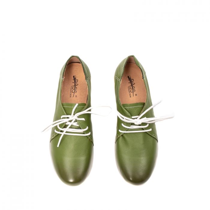 Pantofi dama vara casual, piele naturala, E7T9698 C5-N 5