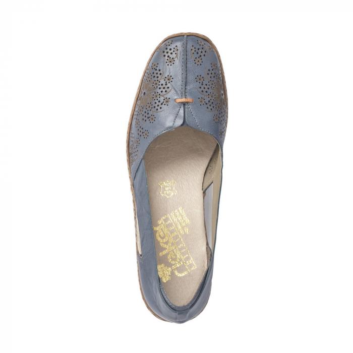 Pantofi vara dama casual, RIK-41396-12 1