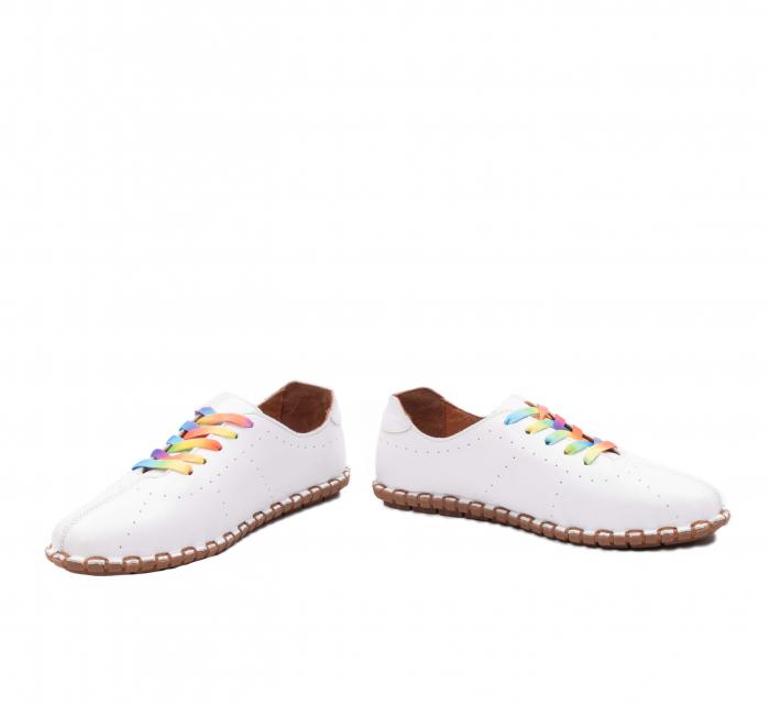 Pantofi dama, casual din piele naturala, E2H19Y2902 13-N 2