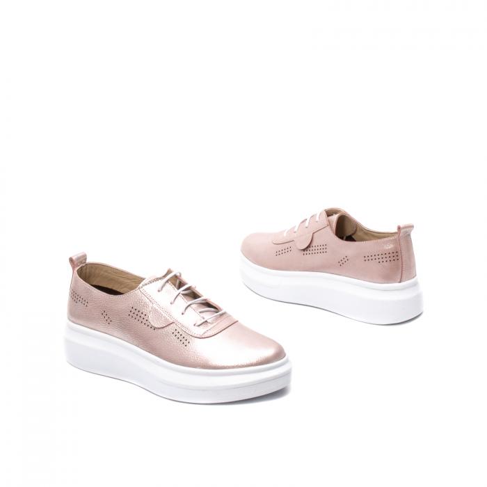 Pantofi dama casual, piele naturala, PsC C592100 C5 2