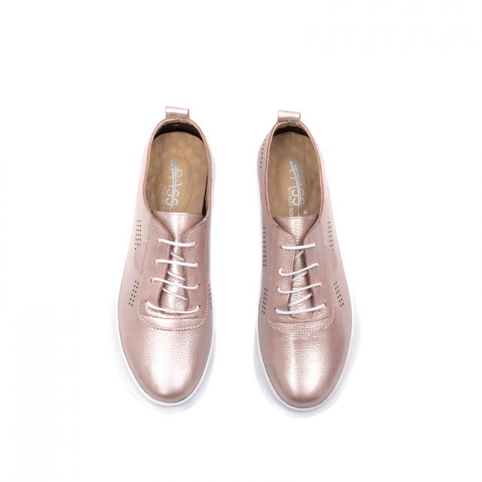 Pantofi dama casual, piele naturala, PsC C592100 C5 5
