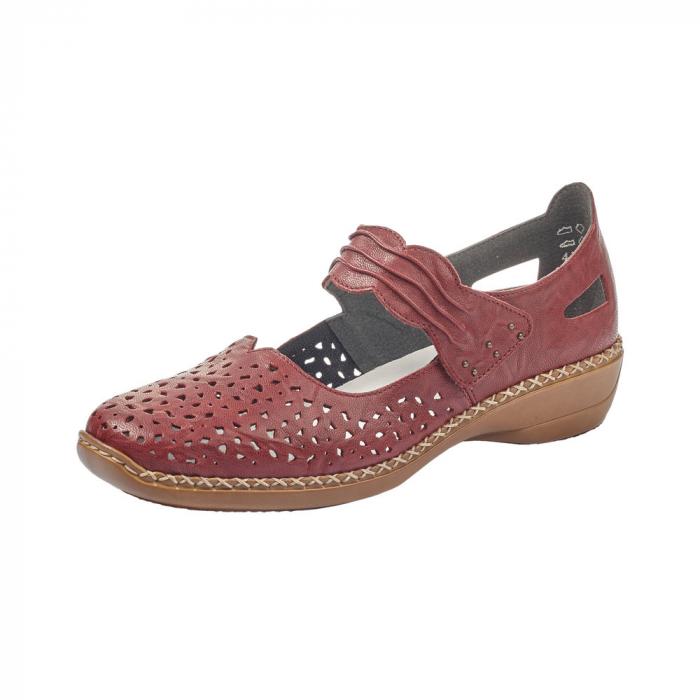 Pantofi dama de vara, RIK-41399-35 0