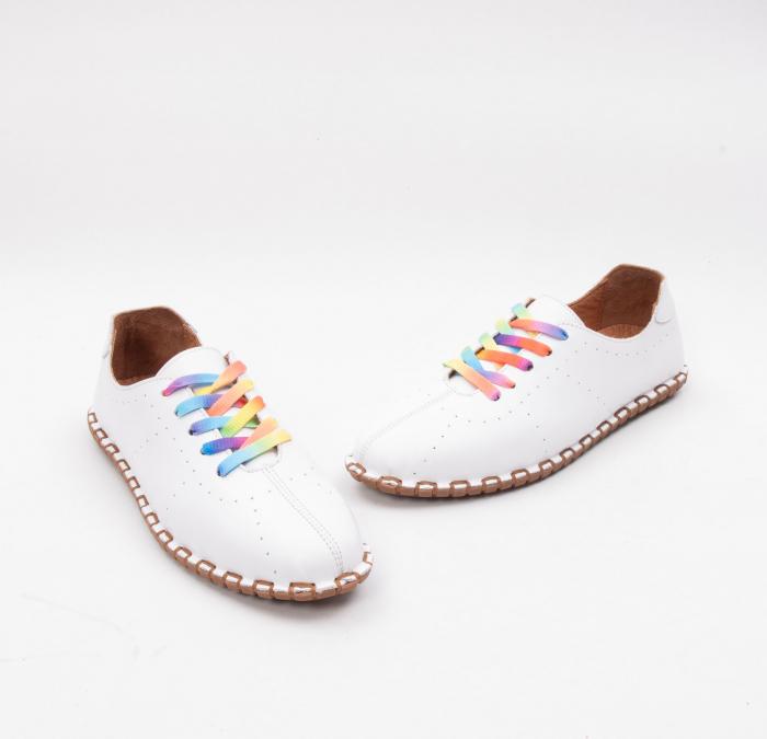 Pantofi dama, casual din piele naturala, E2H19Y2902 13-N 3