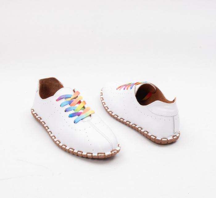 Pantofi dama, casual din piele naturala, E2H19Y2902 13-N 4