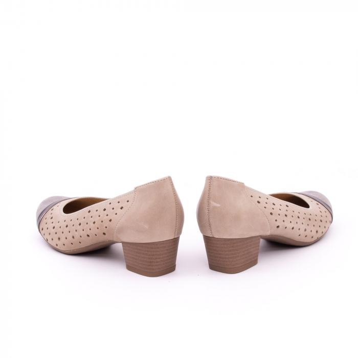 Pantofi dama marca ARA 12-35867 bej 4