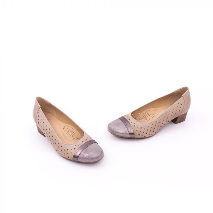 Pantofi dama marca ARA 12-35867 bej 1