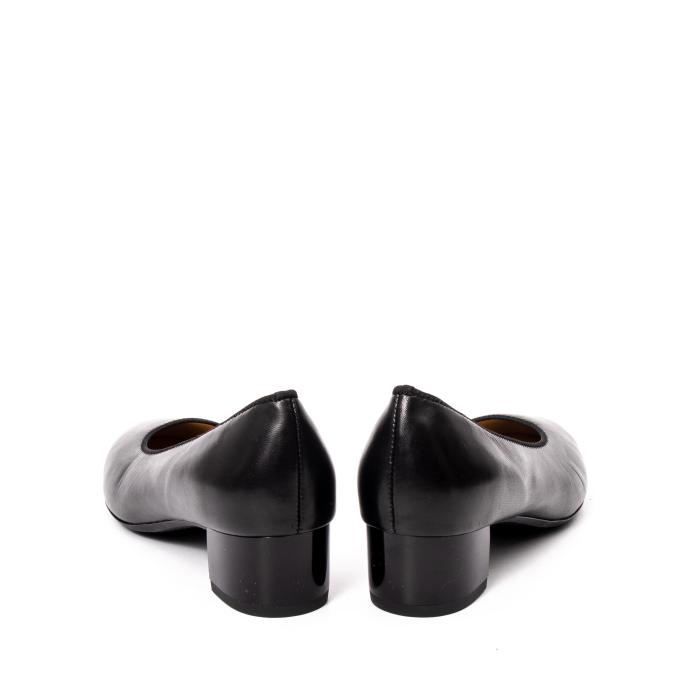 Pantofi dama piele naturala Ara 16601, negru 6