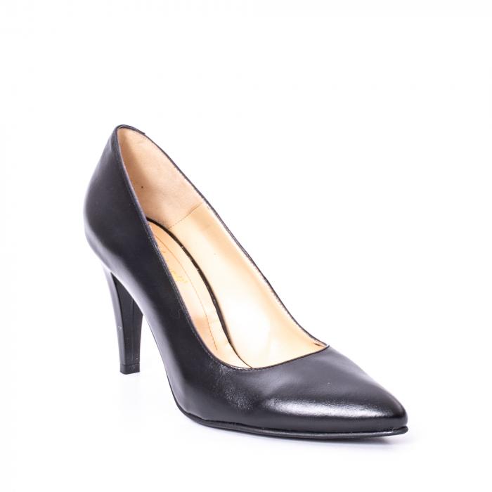 Pantofi dama piele naturala Nike Invest 1170N, negru 0