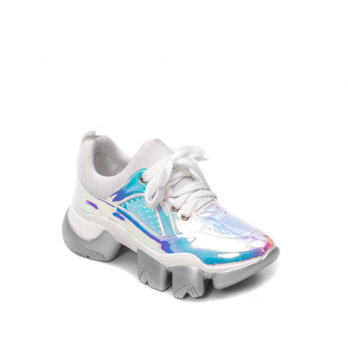 Pantofi dama sport, piele ecologica,  A6M099-2 F3-Z 0