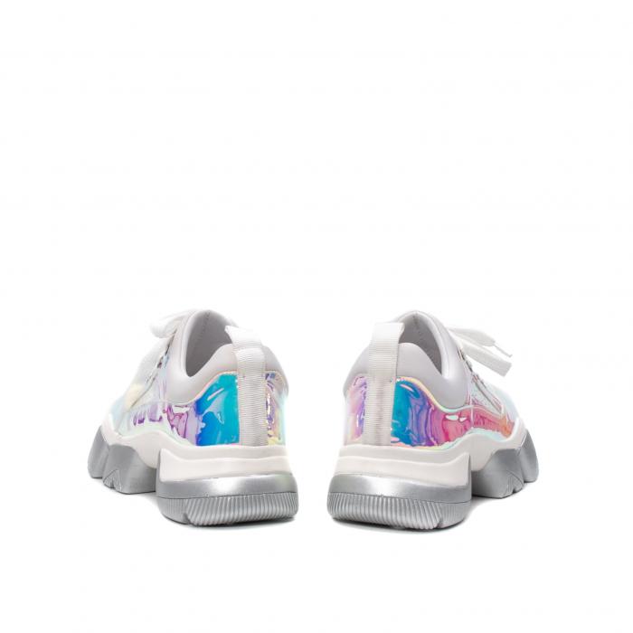 Pantofi dama sport, piele ecologica,  A6M099-2 F3-Z 6