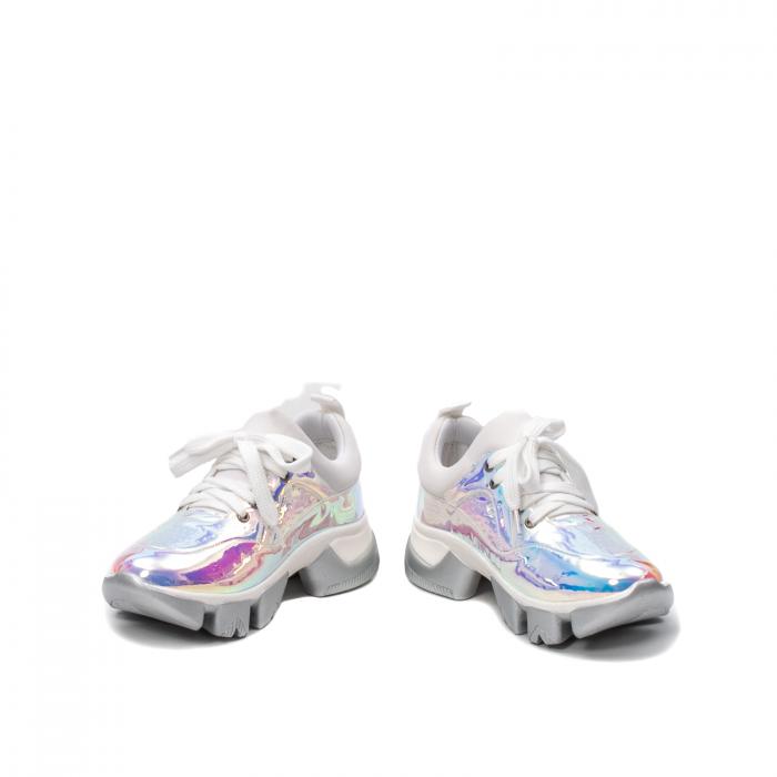 Pantofi dama sport, piele ecologica,  A6M099-2 F3-Z 4