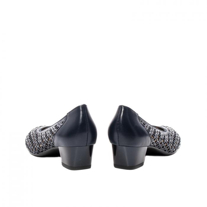 Pantofi dama, piele naturala, AR 12-35862 Bl 6