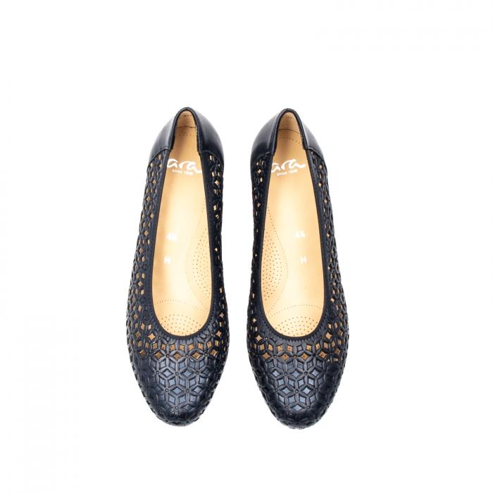Pantofi dama, piele naturala, AR 12-35862 Bl 5