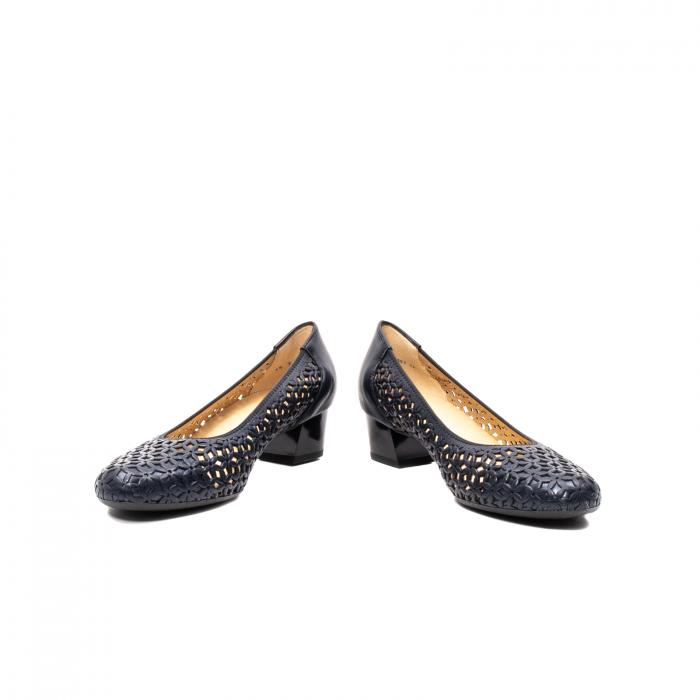 Pantofi dama, piele naturala, AR 12-35862 Bl 4