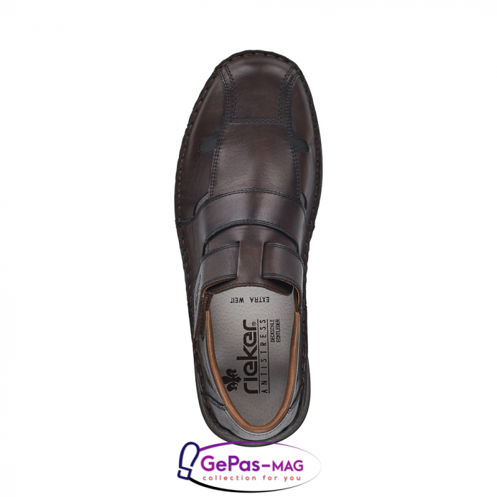 Sandale barbati, piele naturala, 05269-25 1