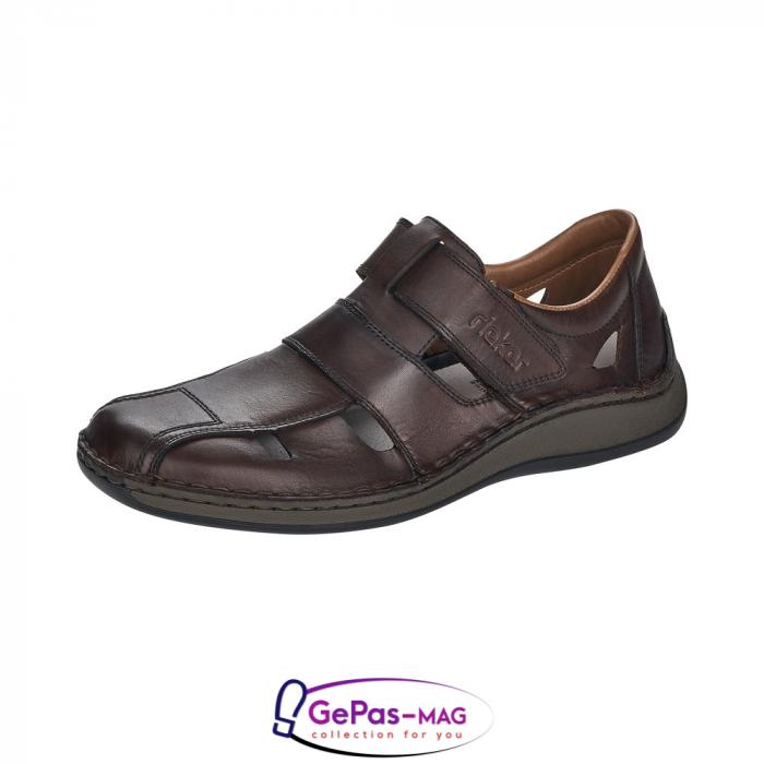 Sandale barbati, piele naturala, 05269-25 0