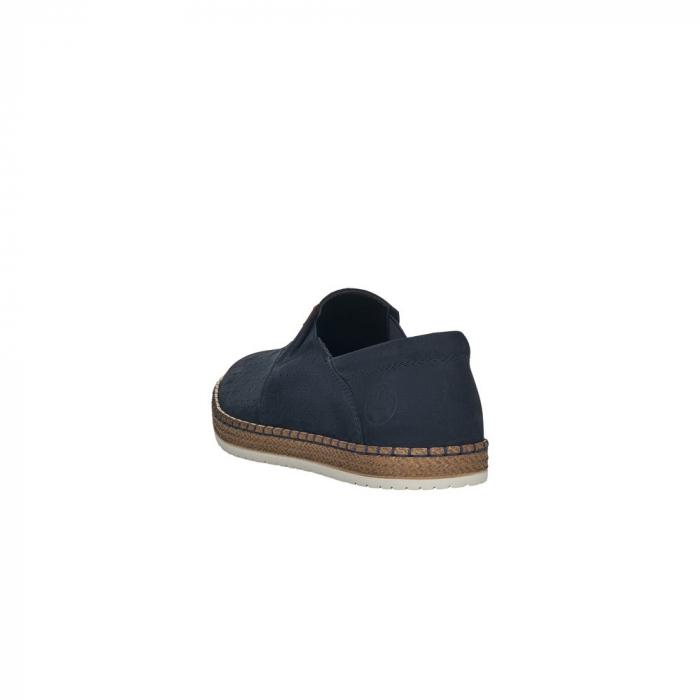 Pantofi de vara barbat, piele naturala nubuc, B5256 2