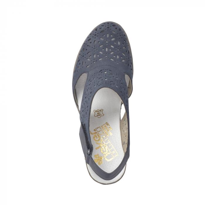 Sandale de vara dama elegante, RIK-40977-14 1