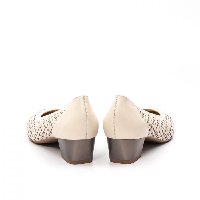 Pantofi dama vara, piele naturala, AR 12-35862 C 6