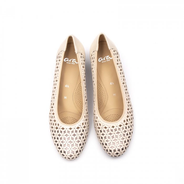 Pantofi dama vara, piele naturala, AR 12-35862 C 5
