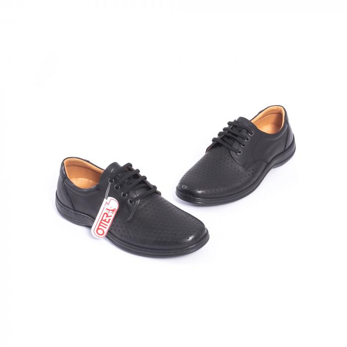 Pantofi de vara OT 147 negru 1