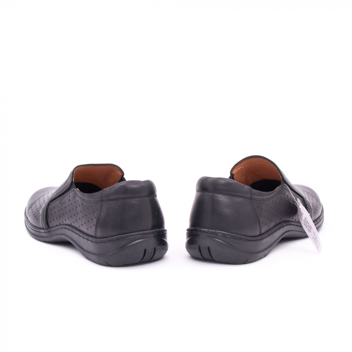 Pantofi de vara OT 151 negru box 5