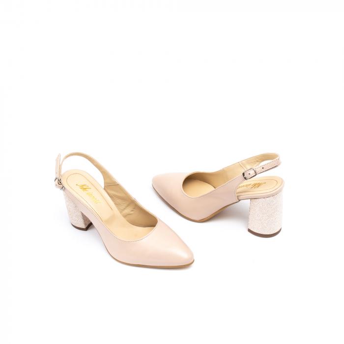 Pantofi decupati 1202 B MAC 3