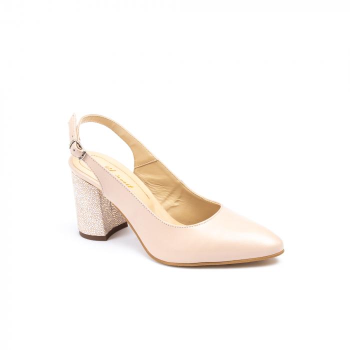 Pantofi decupati 1202 B MAC 0