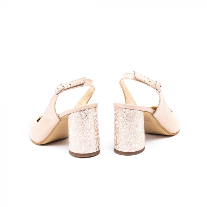 Pantofi decupati 1202 B MAC 6