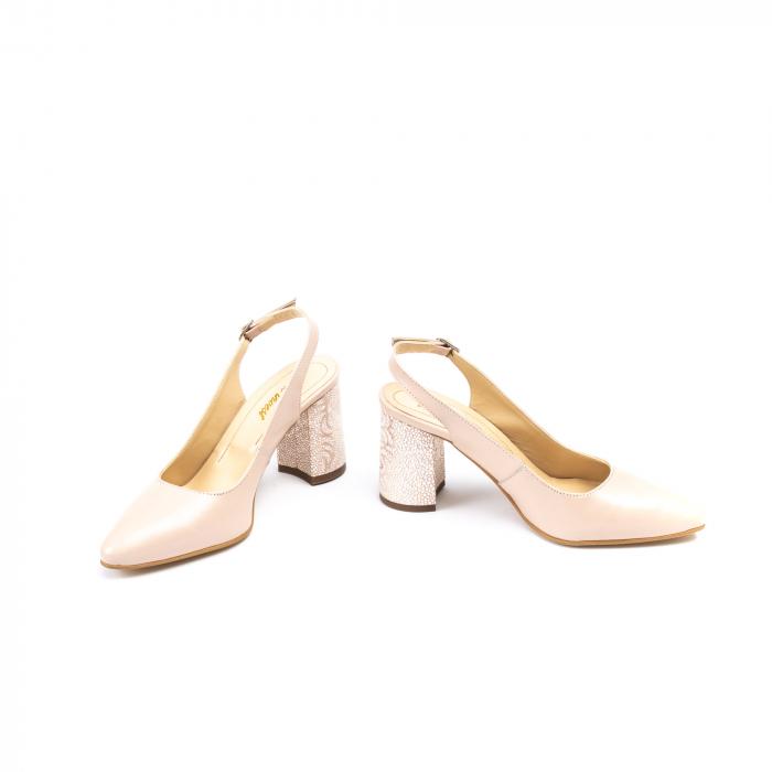 Pantofi decupati 1202 B MAC 4