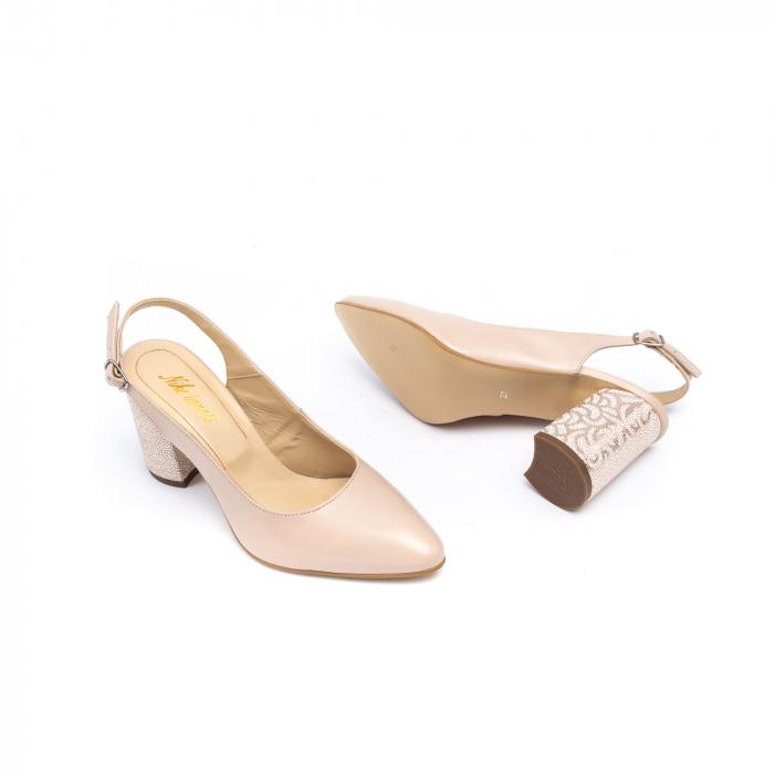 Pantofi decupati 1202 B MAC 2