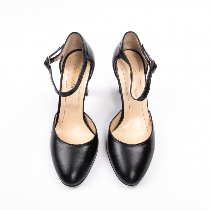Pantofi decupati Nike Invest 1212 AP, negru [5]