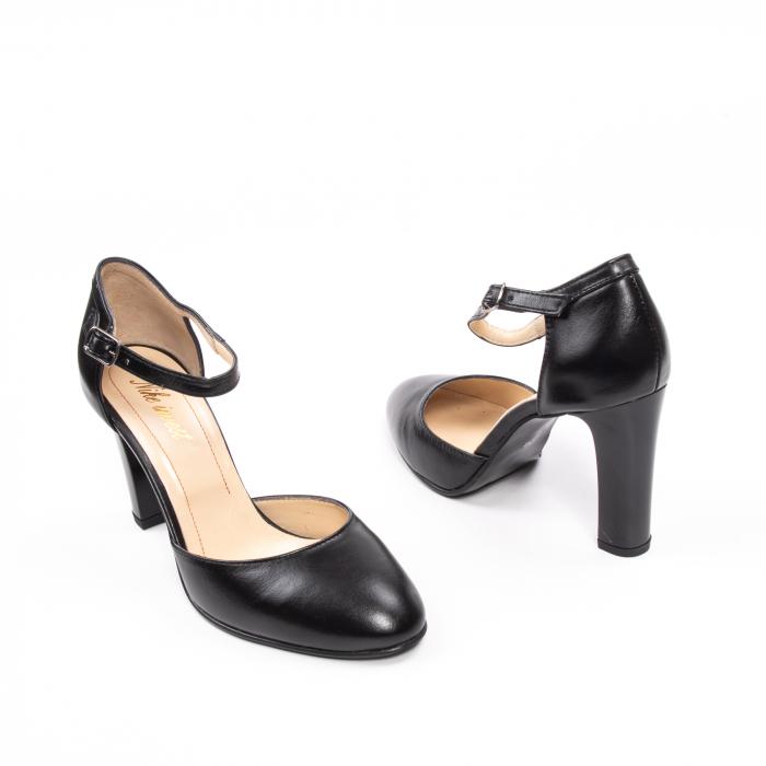 Pantofi decupati Nike Invest 1212 AP, negru [2]