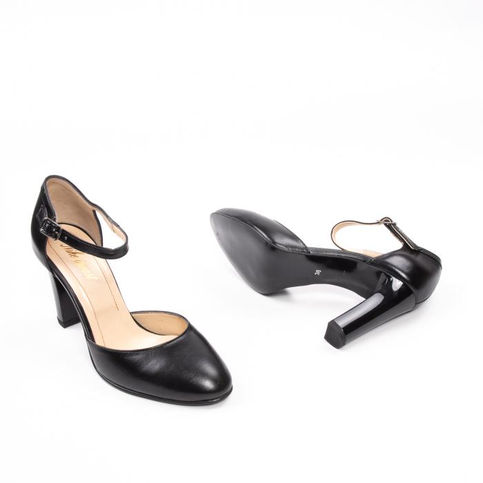 Pantofi decupati Nike Invest 1212 AP, negru [3]