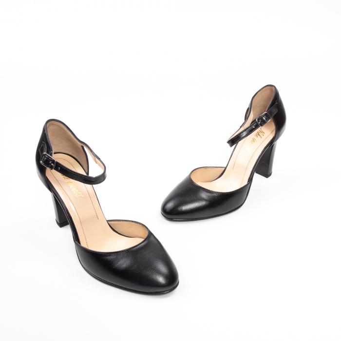 Pantofi decupati Nike Invest 1212 AP, negru [1]