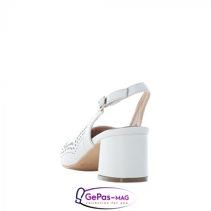 Pantofi decupati dama, piele naturala, 49175-80 2