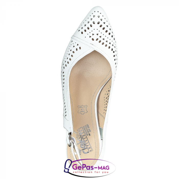 Pantofi decupati dama, piele naturala, 49175-80 1