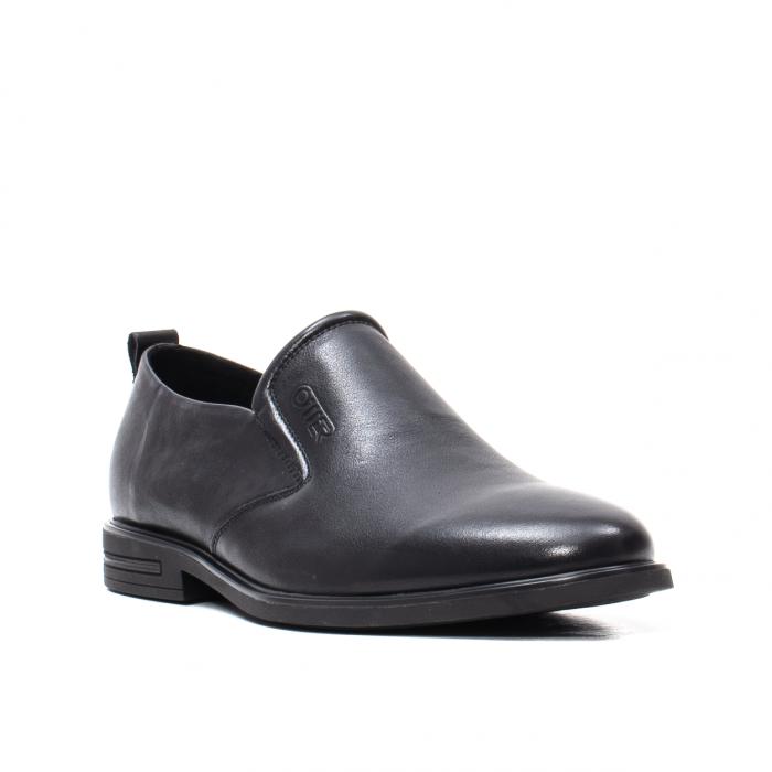 Pantofi barbati eleganti, piele naturala, E6Y99390B 0