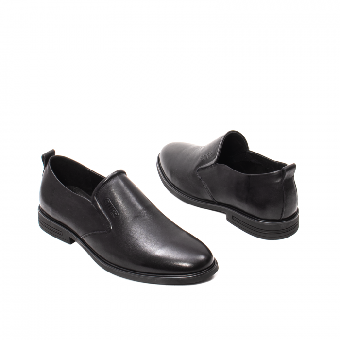 Pantofi barbati eleganti, piele naturala, E6Y99390B 2