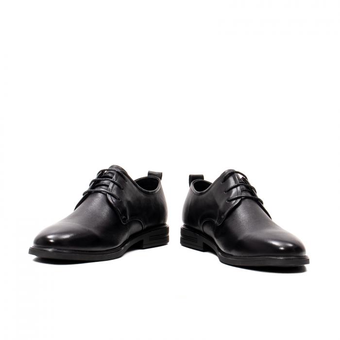 Pantofi barbati eleganti, piele naturala, E6Y99391B 4